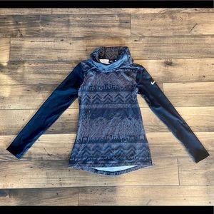 Nike pro Dri- fit sweatshirt